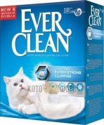 Ever Clean Комкующ Наполнитель Без Аромата (Extra Strength Unscented) - Синяя Полоса 007/440065 6К