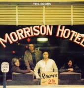 Виниловая Пластинка Doors, The Morrison Hotel (Stereo) 180 gram/remastered