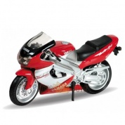 Модель мотоцикла Welly 1:18 motorcycle / Yamaha 2001 YZF1000R Thunderace