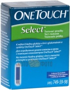 Тест-полоски one touch select n25