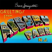 Виниловая Пластинка Springsteen, Bruce Greetings From Asbury Park, N.J.
