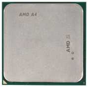 Процессор AMD A4 X2 4000 Socket-FM2 (3.2/5000/1Mb/Radeon HD 7480) 65W OEM