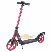 Самокат Techteam City Scooter (Красный)