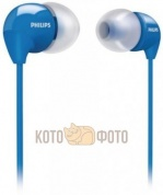 Наушники Philips SHE3590 Blue