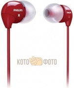 Наушники Philips SHE3590 Red