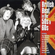 Виниловая Пластинка Various Artists British Beat In The 50S & 60S