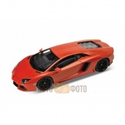 Модель машины Welly 1:24 Lamborgini aventador