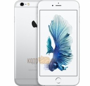 Смартфон Apple iPhone 6s Plus 128Gb Silver (MKUE2RU/A)