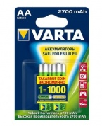 Varta Pocket Charger Easy Energy (2 x AA 2700)