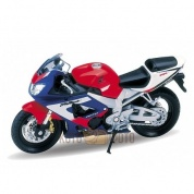 Модель мотоцикла Welly 1:18 motorcycle / Honda CBR900RR FIREBLADE