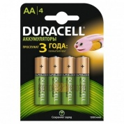 Duracell HR6-4BL 1300 (4шт) (AA)