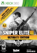 Игра Sniper Elite 3 Ultimate Edition (xbox 360)
