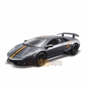 Машинка Bburago 1:24 Lamborgini Murcielago LP 670-4 SV China Limited Edition металл.
