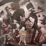 Пластинка виниловая My Chemical Romance «The Black Parade» 2LP