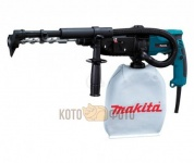 Перфоратор SDS-plus Makita HR2432