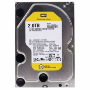 Жесткий диск WD Original SATA-III 2Tb WD2004FBYZ RE (7200rpm) 128Mb 3.5 дюймов