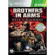 Игра Brothers in Arms CLASSICS (xbox 360)