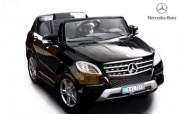 Электромобиль Autokinder Mercedes-Benz ML-350 AK-7012R Черный