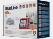 Автосигнализация StarLine D94 2CAN GSM,GPS