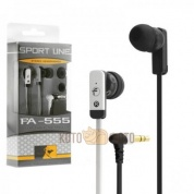 Наушники Fischer Audio FA-555 White-Black