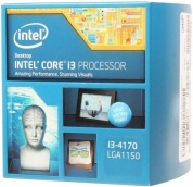 Процессор Intel Core i3 4170 Soc-1150 (BX80646I34170 S R1PL) Box