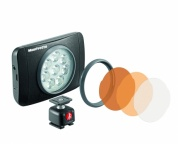 Осветитель Manfrotto MLUMIEMU-BK LED Lumie Muse