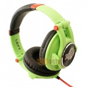 Наушники Fischer Audio Wicked Queen Green