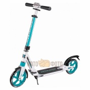 Самокат Techteam City Scooter (Голубой)