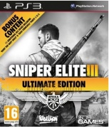 Игра Sniper Elite 3 Ultimate Edition (Playstation 3)