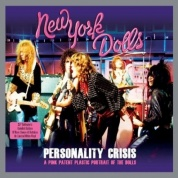 Виниловая Пластинка New York Dolls Personality Crisis (White Vinyl)