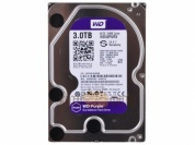 Жесткий диск WD Original SATA-III 3Tb WD30PURX Purple (5400rpm) 64Mb 3.5