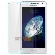 Защитный экран для телефона Samsung Galaxy E5 tempered glass