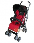 Коляска Baby Care Polo Dark Red