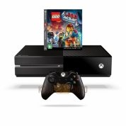 Игровая консоль Xbox One 500 ГБ + THE LEGO MOVIE VIDEOGAME (5C7-00181)