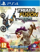 Игра Trials Fusion: The Awesome. Max Edition [PS4, русская версия]