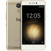 Смартфон BQ Aquaris U Plus 16Gb 2Gb White Gold
