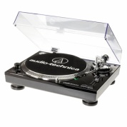 Проигрыватель Audio-Technica AT-LP120 USB Black
