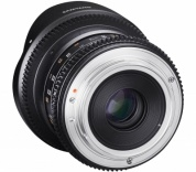 Объектив Samyang MF 12 mm T3.1 ED AS NCS VDSLR for Micro 4/3