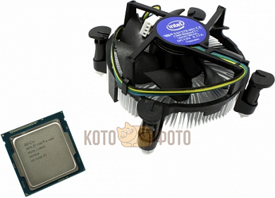 Процессор Intel Core i5 4460 3.4GHz Socket-1150 (BX80646I54460 S R1QK) Box